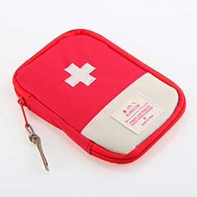 3fedca203d0b15 cheap Travel Accessories-Oxford Cloth Travel Bag Travel Pill Box Case  Waterproof Portable Dust