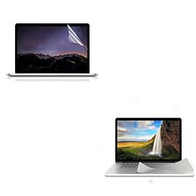 abordables Protections d'Ecran pour Mac-Protecteur d'écran pour Apple MacBook Pro 13 pouces PET 1 pièce Extra Fin / MacBook Pro 13 '' avec Retina / MacBook Pro 15 '' avec Retina