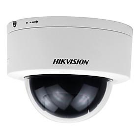 ieftine Securitate & Siguranță-HIKVISION DS-2DE3304W-DE 3.0 MP Interior with IR-cut 128(Detectare mișcare PoE Dublu Flux Acces la distanță Rezistent la apă Alimentează