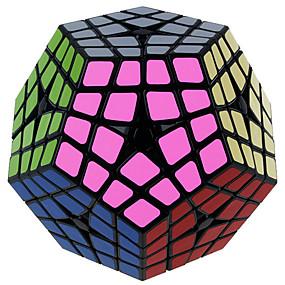 olcso Játékok & hobbi-Magic Cube IQ Cube Megaminx Sima Speed Cube Rubik-kocka Stresszoldó Puzzle Cube Sima matrica Professzionális Gyermek Felnőttek Játékok Uniszex Fiú Lány Ajándék