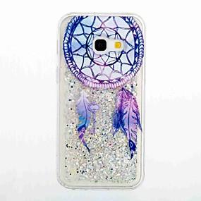 voordelige Galaxy A5(2016) Hoesjes / covers-hoesje Voor Samsung Galaxy A3 (2017) / A5 (2017) / A5(2016) Stromende vloeistof / Patroon Achterkant Dromenvanger Zacht TPU