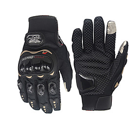 Недорогие Мотоциклетные перчатки-pro-biker унисекс из углеродного волокна перчатки для мотоциклистов велосипедные гоночные перчатки мотоциклетные перчатки без пальцев