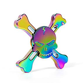 olcso Játékok & hobbi-Stresszoldó pörgettyűk Kézi Spinner A Killing Time Stressz és szorongás oldására Focus Toy négy Spinner Fémes Klasszikus Darabok Felnőttek Fiú Lány Játékok Ajándék