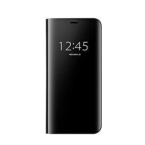 olcso Galaxy S tokok-Case Kompatibilitás Samsung Galaxy S8 Plus / S8 Tükör / Automatikus alvó állapot / felébredés Héjtok Egyszínű Kemény Műanyag mert S8 Plus / S8 / S7 edge