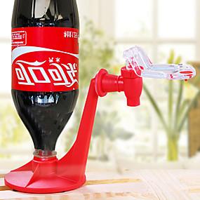 Χαμηλού Κόστους Κουζίνα και τραπεζαρία-drinkware Είδη Καθημερινών Ροφημάτων / Πρωτότυπα Είδη για Ποτά / Τσάι & Ροφήματα Πλαστική ύλη Φορητό / Mini / Βρύση Κουζίνας Πάρτι / Ειδική Περίσταση / Γενέθλια