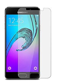 billige Daglige tilbud-Skærmbeskytter for Samsung Galaxy A3 (2017) Hærdet Glas 1 stk Skærmbeskyttelse High Definition (HD) / 9H hårdhed / 2.5D bøjet kant