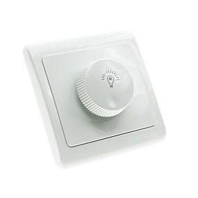 billige Strømafbrydere og stik-1pc 220-240 V Belysning tilbehør Dæmperknap