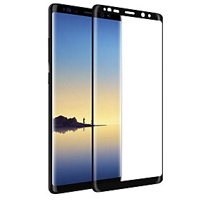 billige Nliikin®-Nillkin Skærmbeskytter for Samsung Galaxy Note 8 Hærdet Glas 1 stk Helkrops- og skærmbeskyttelse High Definition (HD) / 9H hårdhed / Eksplosionssikker