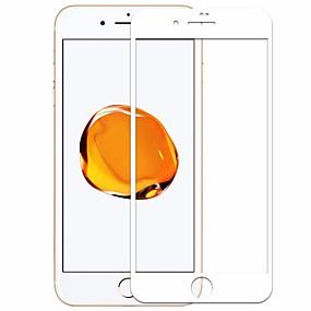 billige Daglige tilbud-Skærmbeskytter for Apple iPhone 8 Plus Hærdet Glas 1 stk Skærmbeskyttelse High Definition (HD) / 9H hårdhed / Anti-fingeraftryk