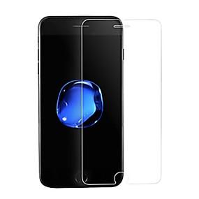 abordables Protections Ecran pour iPhone 8 Plus-Protecteur d'écran pour Apple iPhone 8 Plus Verre Trempé 1 pièce Ecran de Protection Avant Antidéflagrant