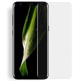 halpa Samsung suojakalvot-asling näytönsuoja samsung galaksi S8 plus lemmikki 1 pc edessä näytön suojakalvo 3d kaareva reuna naarmuuntumaton ultra ohut räjähdyssuojattu