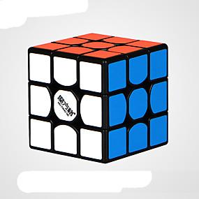 ราคาถูก ของเล่นเพื่อการเรียนรู้-เมจิกคิวบ์ IQ Cube QI YI LEISHENG 120 3*3*3 สมูทความเร็ว Cube Magic Cubes ปริศนา Cube ระดับมืออาชีพ Speed การแข่งขัน คลาสสิกและถาวร สำหรับเด็ก ผู้ใหญ่ Toy เด็กผู้ชาย เด็กผู้หญิง ของขวัญ