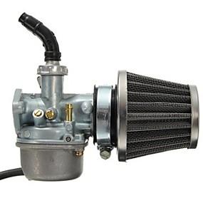 billige Dele til Motorcykel & ATV-pz19 karburator 35mm luftfilter carb pakning til 70 90 110cc snavs pit cykel atv