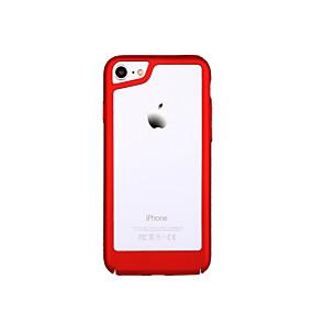זול מחירים משוגעים, סופר סייל-מגן עבור Apple iPhone 7 / iPhone 7 Plus אולטרה דק באמפר אחיד קשיח PC ל iPhone X / iPhone 7 Plus / iPhone 7