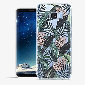 voordelige Galaxy S7 Edge Hoesjes / covers-hoesje Voor Samsung Galaxy S8 Plus / S8 / S7 edge Patroon Achterkant Landschap Zacht TPU