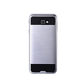 voordelige Galaxy J1 Hoesjes / covers-hoesje Voor Samsung Galaxy J7 Prime / J7 (2016) / J7 Schokbestendig Volledig hoesje Effen Hard TPU