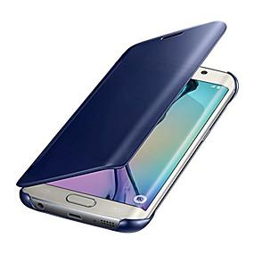 voordelige Galaxy A7(2016) Hoesjes / covers-hoesje Voor Samsung Galaxy A3 (2017) / A5 (2017) / A7 (2017) Beplating / Spiegel Volledig hoesje Effen Hard PC