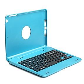 billige iPad-tastaturer-Bluetooth Slank / Genopladelig Til iOS / iPad mini / iPad mini 2 Bluetooth