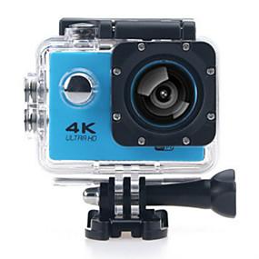 ieftine Accesorii Sport & Exterior-SJ7000/H9K Cameră Acțiune / Cameră sportivă GoPro Pauză În Aer Liber Vlogging Rezistent la apă / Wifi / 4K 32 GB 60fps / 30fps / 24fps 12 mp Nu 2592 x 1944 Pixel / 3264 x 2448 Pixel / 2048 x 1536