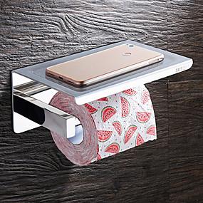 povoljno Gadgeti za kupaonicu-Držači za toaletni papir Moderna Tikovina 1 kom. - Hotel kupka