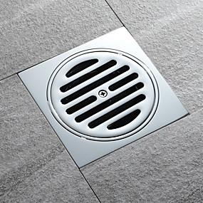 cheap Bathroom Gadgets-Drain Modern Brass 1 pc - Hotel bath