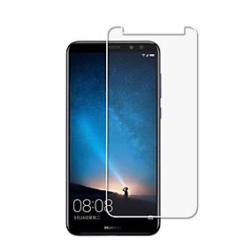 저렴한 화면 보호 필름-화면 보호기 용 Huawei Mate 10 lite 안정된 유리 1개 화면 보호 필름 고해상도 (HD) / 9H강화 / 2.5D커브 엣지