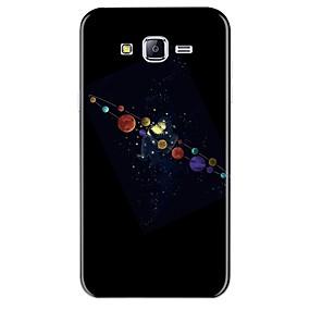 voordelige Galaxy J3 Hoesjes / covers-hoesje Voor Samsung Galaxy J7 (2017) / J7 (2016) / J7 Patroon Achterkant Cartoon Zacht TPU