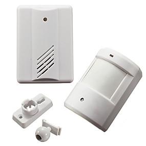billige Dørklokke Systemer-Doorbell Trådløs En til en dørklokke Ding Dong Overflade Monteret Dørklokke