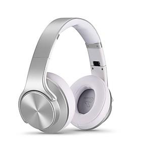 billige PC- og tablettilbehør-LX-MH5 Over øre Bluetooth 4.2 Hovedtelefoner Dynamisk ABS Resin Mobiltelefon øretelefon Med volumenkontrol / Med Mikrofon Headset