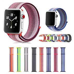 preiswerte 70 % RABATT & Mehr-Uhrenarmband für Apple Watch Series 4/3/2/1 Apple Moderne Schnalle Nylon Handschlaufe