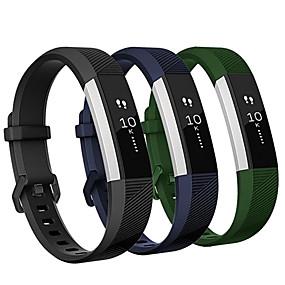저렴한 Fitbit 밴드 시계-시계 밴드 용 Fitbit Alta HR 핏빗 스포츠 밴드 실리콘 손목 스트랩