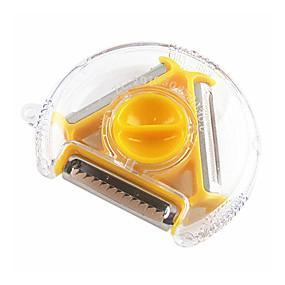 ieftine Ustensile Bucătărie & Gadget-uri-Plastic Peeler & Razatoare Novelty Instrumente pentru ustensile de bucătărie pentru legume 1 buc