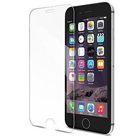 halpa iPhone 8 -suojakalvot-Näytönsuojat varten Apple iPhone 8 / iPhone 7 Karkaistu lasi 1 kpl Näytönsuoja Teräväpiirto (HD) / 9H kovuus / Tahraantumaton
