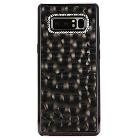 voordelige Galaxy J7(2017) Hoesjes / covers-hoesje Voor Samsung Galaxy J7(2017-Sky Pro / V / Perx) / J7 Duo / J7 Prime DHZ Achterkant Kleurgradatie Zacht TPU