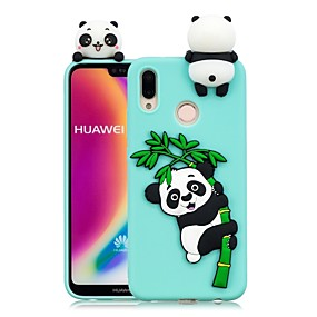 cheap Cell Phone Cases-Case For Huawei P20 Pro / P20 lite DIY Back Cover