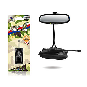 billige Car Air Purifiers-Rammantic Luftrensere til din bil Normal / Dekorativ Bil parfume Plast / Olie Fjern usædvanlig lugt / Aromatisk funktion