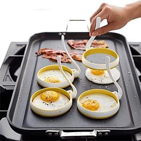 ieftine Ustensile Bucătărie & Gadget-uri-Nailon Mold DIY DIY Tools Cea mai buna calitate Bucătărie Gadget creativ Reparații Instrumente pentru ustensile de bucătărie pentru ou 2pcs