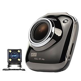Недорогие Видеорегистраторы для авто-M800+ 720p / 1080p Мини / Новый дизайн / Cool Автомобильный видеорегистратор 170° Широкий угол 5.0 Мп КМОП 1.5 дюймовый LCD Капюшон с Ночное видение / Режим парковки / Встроенный микрофон Нет