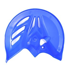 voordelige Motor- & ATV-onderdelen-270mm voorschijfremrotorplaat afdekbescherming beschermer voor honda pit bike crf250r crf450