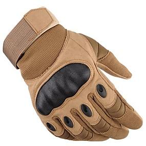 voordelige Motorhandschoenen-Lange Vinger Heren Motorhandschoenen Doek Slijtvast / Antislip