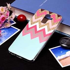 voordelige Galaxy J3(2017) Hoesjes / covers-hoesje Voor Samsung Galaxy J8 (2018) / J7 (2017) / J7 (2018) IMD / Doorzichtig Achterkant Landschap Zacht TPU