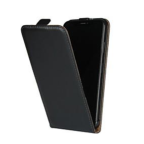 abordables Coques d'iPhone-étui pour apple iphone xr xs xs max avec support / étuis étui solide en cuir véritable coloré pour iphone x 8 8 plus 7 7plus 6s 6s plus se 5 5s