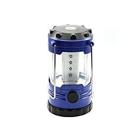 olcso Zseblámpák-TANXIANZHE® Lámpások & Kempinglámpák LED LED Sugárzók Hordozható Állítható Könnyű Kempingezés / Túrázás / Barlangászat Mindennapokra Kék / Fekete