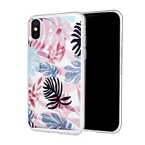 abordables Coques d'iPhone-Coque Pour Apple iPhone XR / iPhone XS Max Motif Coque Paysage / Bande dessinée Flexible TPU pour iPhone XS / iPhone XR / iPhone XS Max