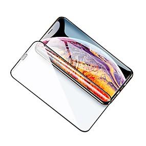 abordables Protections Ecran pour iPhone XR-Cooho Protecteur d'écran pour Apple iPhone XS / iPhone XR / iPhone XS Max Verre Trempé 1 pièce Ecran de Protection Avant Haute Définition (HD) / Dureté 9H / Anti-Rayures