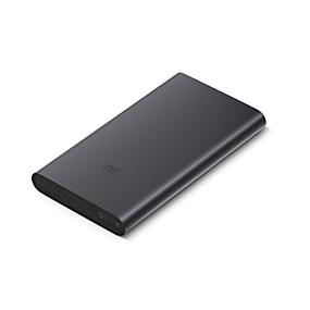 billige Batteribanker-Xiaomi 10000 mAh Til Power Bank Eksternt batteri 5.1/9/12 V Til 12 A / 5.1 A / 9 A Til Batterioplader med kabel