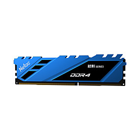 ieftine Componente de Calculator-Netac RAM 8GB DDR4 2400MHz memorie pentru desktop D4-2400