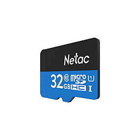 cheap Top Sellers-Netac 32GB memory card UHS-I U1 / Class10 P500