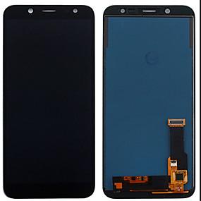 billige Reparationsværktøj og reservedele-til samsung galaxy j6 2018 j600 j600ds j600f j600g lcd display berøringsskærm digitizer samling med reparationsværktøjer