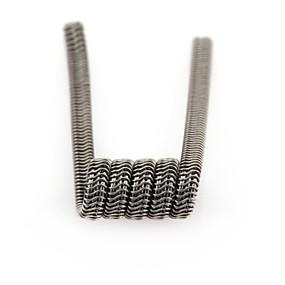 billige Damptilbehør-DK Alien V2 coil 10 stk Prebuilt Coil Vape  Elektronisk cigaret for Voksen